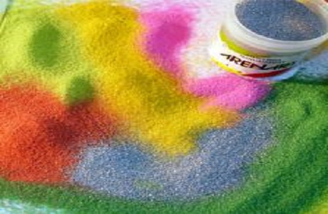 Acuarela Manualidades Valdemoro Arenas de colores