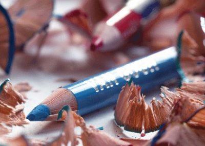 manualidades valdemoro galería Lapices de colores calidad artista 2