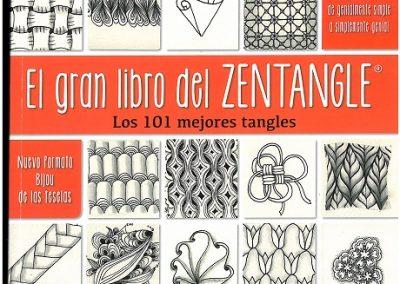 manualidades valdemoro galería Libro de zentangle