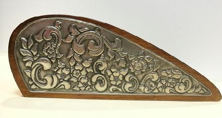 manualidades valdemoro galería Repujado de metales