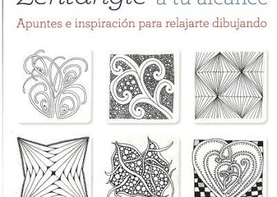 manualidades valdemoro galería Zentangle a tu alcance